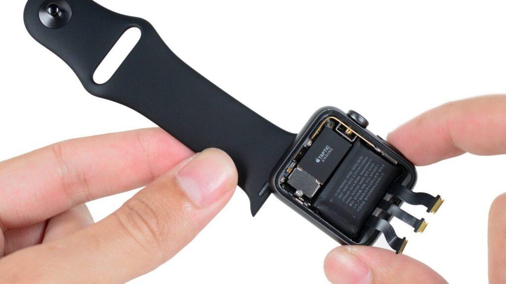 Baterie smartwatch
