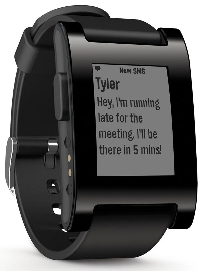 Pebble smartwatch.Sursa: Amazon