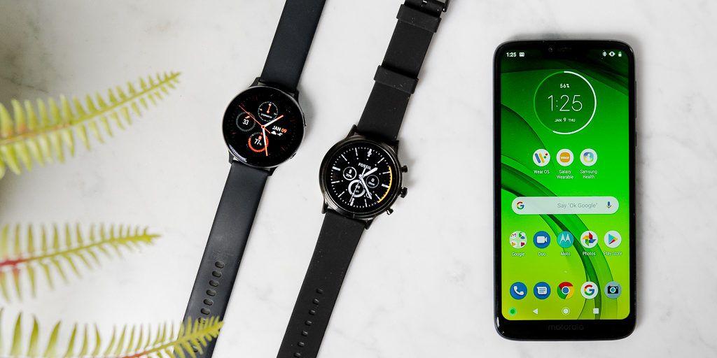 Smartwatch cu smartphone