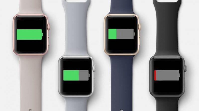 Cel mai bun smartwatch - Autonomia bateriei
