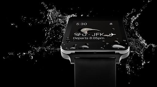 Cel mai bun smartwatch - Rezistența la apă