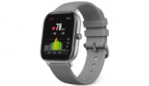 Smartwatch elegant Amazfit GTS, Lava Grey